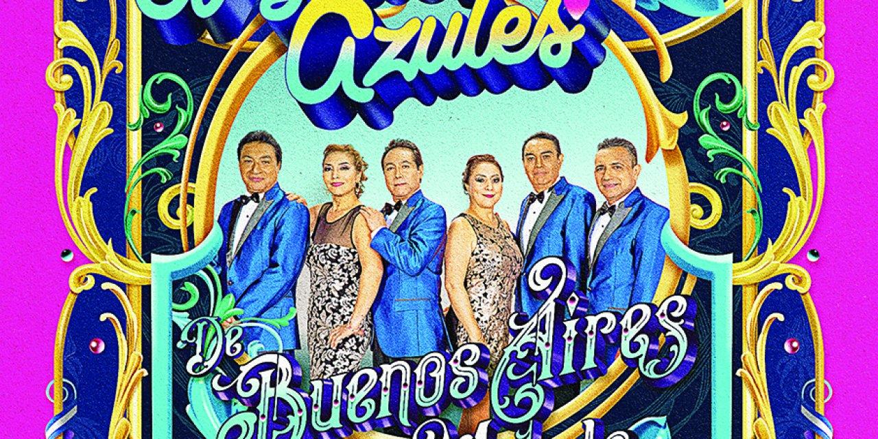 Nuevo albun de Los Ángeles Azules  De Buenos Aires para el Mundo
