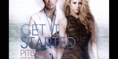 Get It Started, es el nuevo tema de Pitbull y Shakira (AUDIO)