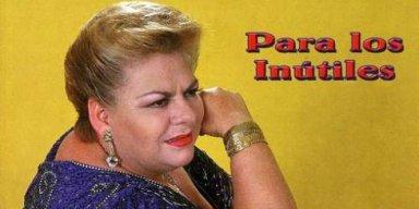 Paquita la del Barrio molesta con su compania disquera
