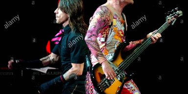 Red Hot Chili Peppers en Rock In Rio
