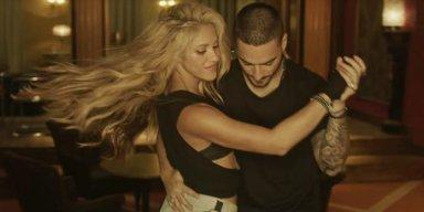El nuevo sencillo de Shakira ya sobrepasa los  420 millones de reproducciones en un corto tiempo