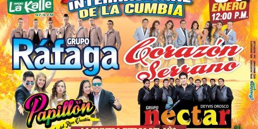 Corazon Serrano - Choke internacional de la cumbia