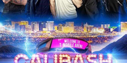 Calibash las Vegas los los top 21 Artistas mas cotizados