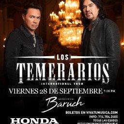Los Temerarios – Tour USA