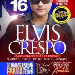 Elvis Crespo en Concierto,en Maryland