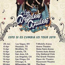 Esto si US Cumbia Tour 2019