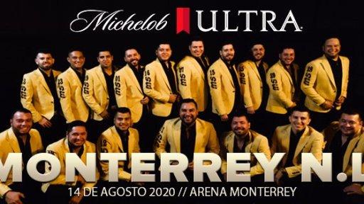 Banda MS en Monterrey Nuevo Leon