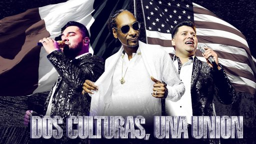 Banda MS y Snoop Dogg en Concierto
